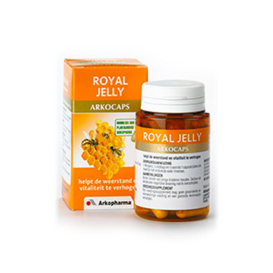 Royal Jelly (45 capsules)