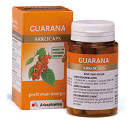 Arkocaps Guarana (45 capsules)