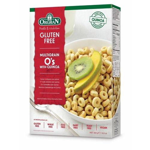 Orgran Meergranen O's met Quinoa