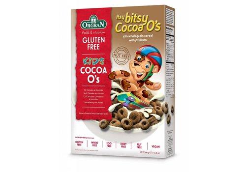 Orgran Itsy Bitsy Cocoa O's