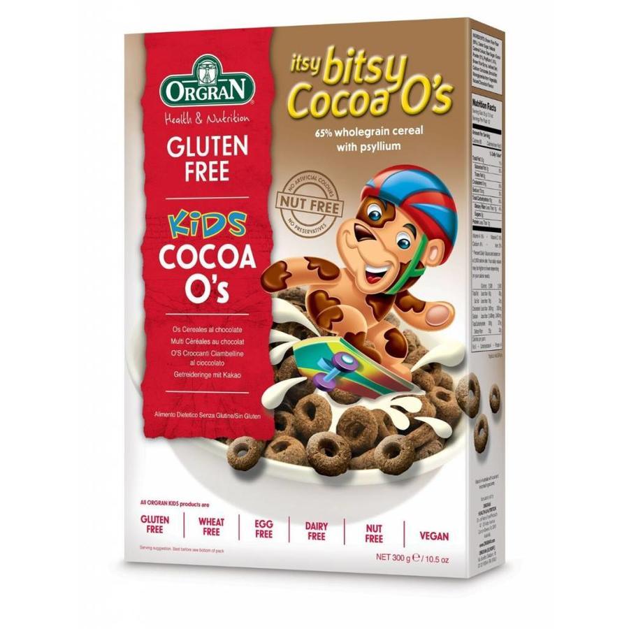 Itsy Bitsy Cocoa O's