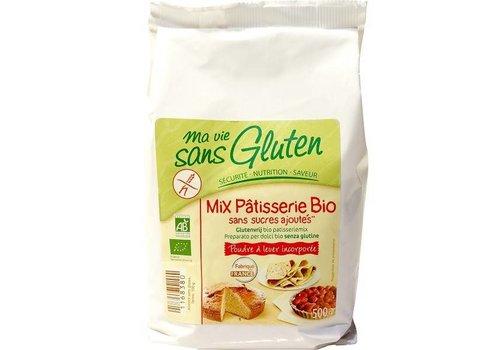 Ma Vie Sans Gluten Zelfrijzend Bakmeel Biologisch