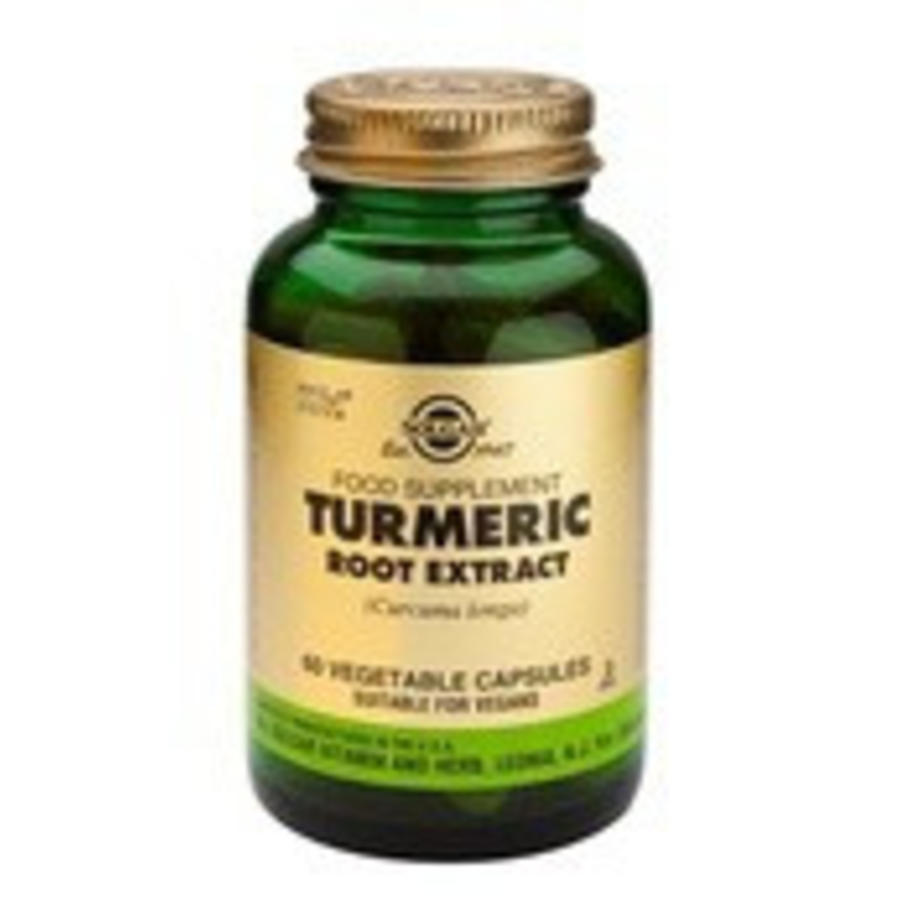 Turmeric Root Extract (60 capsules)