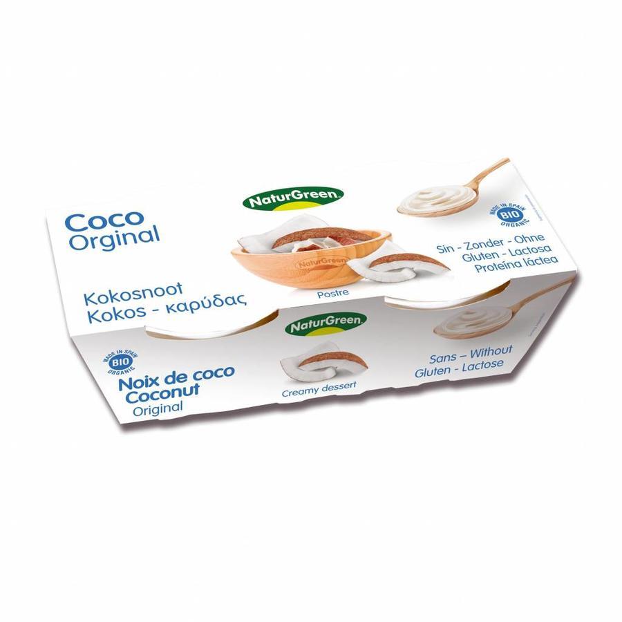 Kokos Dessert Biologisch