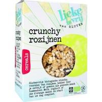 Crunchy Rozijnen Biologisch