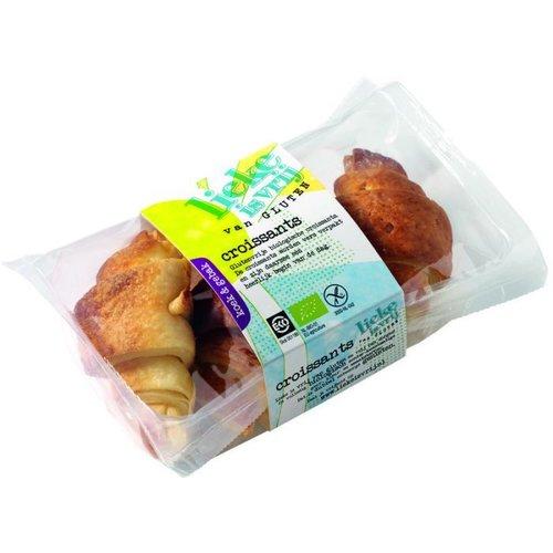 Lieke is vrij Croissants Biologisch 3 Stuks