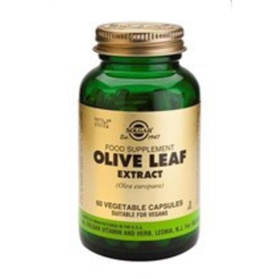 Olive Leaf Extract (Olijfblad) (60 capsules)