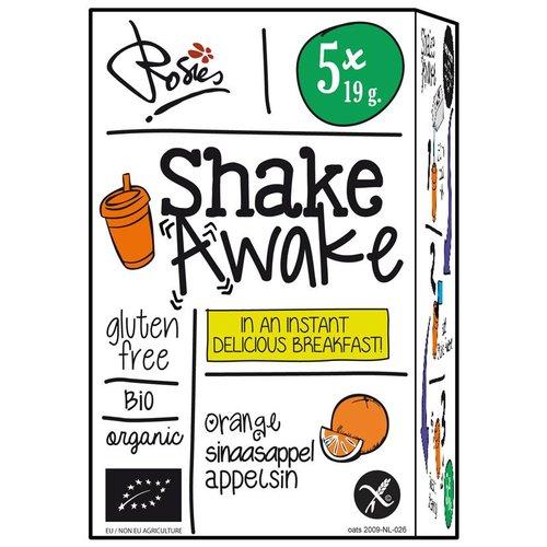 Rosies Shake Awake Sinaasappel Biologisch