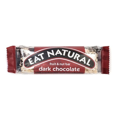 Eat Natural Cranberries Macadamias Dark Chocolate