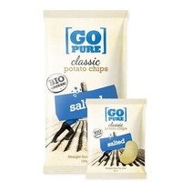 Classic Potato Chips Salted Biologisch