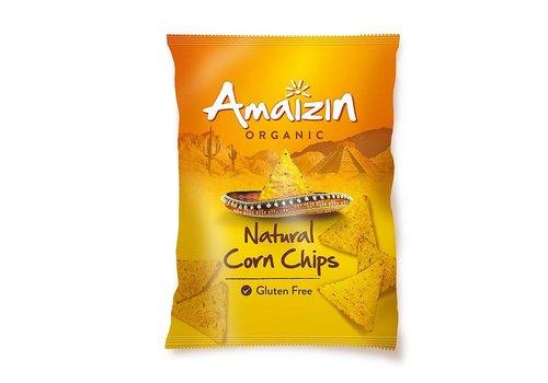 Amaizin Maïschips Naturel 250 gram Biologisch