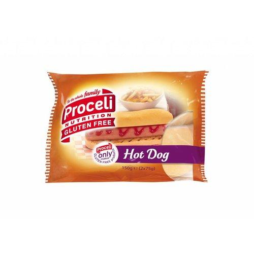 Proceli Hotdog Broodjes (2 stuks)