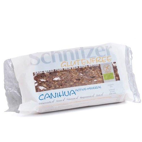 Schnitzer Canihuabrood met Pompoenpitten Biologisch