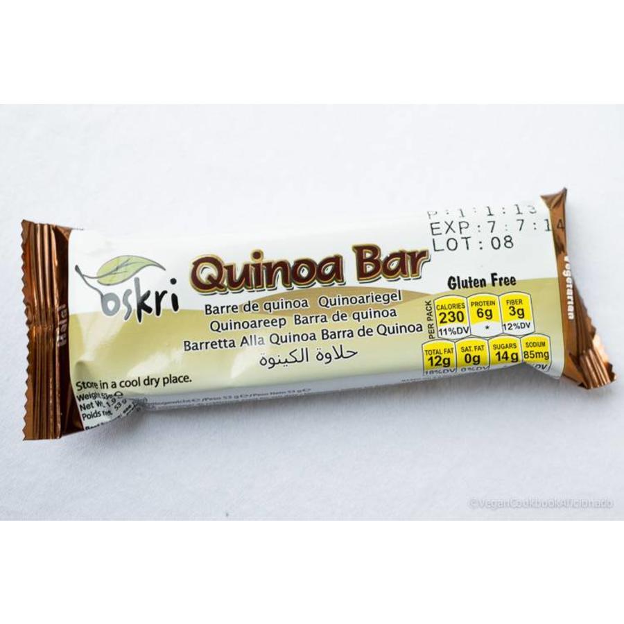Sesam Quinoa Reep