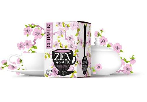 Clipper Zen Again Biologisch 20 Zakjes