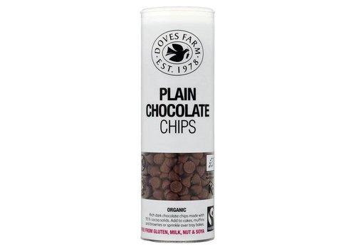 Doves Farm Plain Chocolate Chips Biologisch