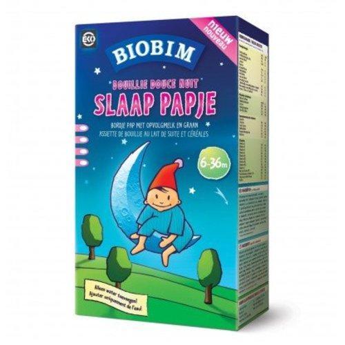 Biobim Slaappapje 6-36mnd Biologisch