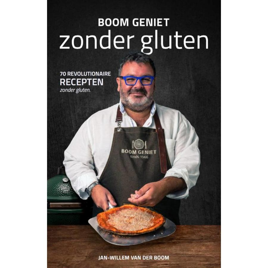 Boom geniet zonder gluten