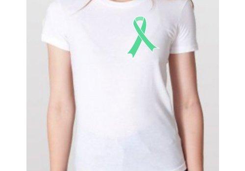 Coeliakiemaand Coeliakiemaand Dames t-shirt wit - maat S