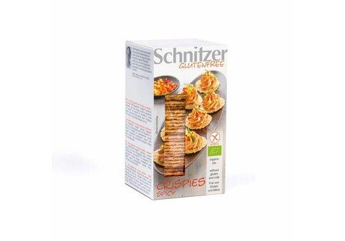 Schnitzer Crispies Spicy Biologisch