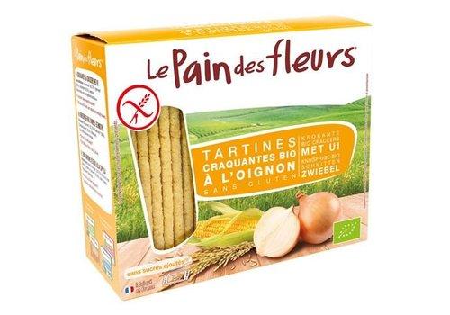 Le Pain des Fleurs Crackers Ui Biologisch