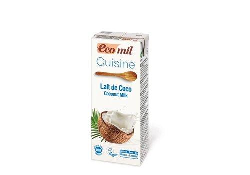 Ecomil Kokosroom (Cuisine) Biologisch