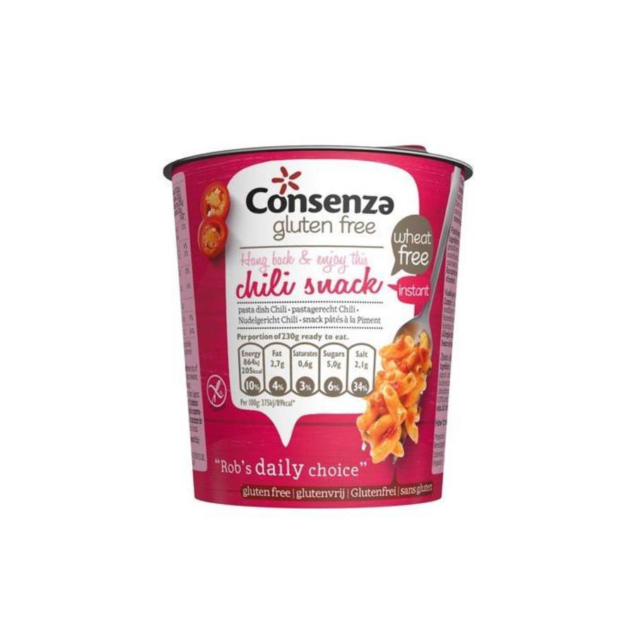 Instant Pasta Chili