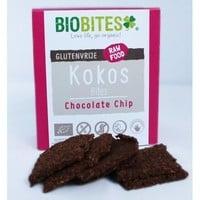 Kokos bites Chocolate chip Biologisch
