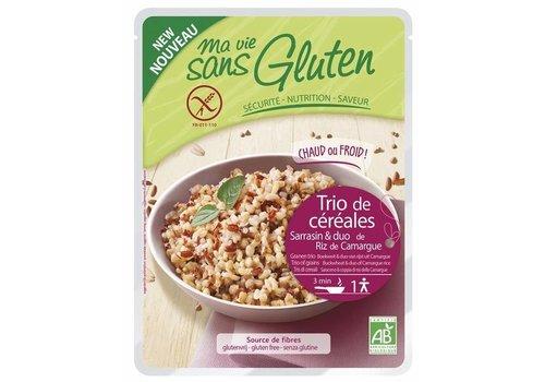 Ma Vie Sans Gluten Granentrio Boekweit en Duo Rijst Biologisch