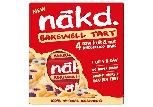 Nakd Bakewell Tart 4-pack