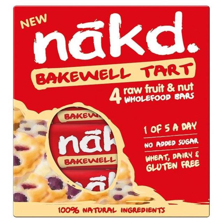 Bakewell Tart 4-pack