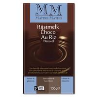 Rijstmelk Choco Tablet Naturel