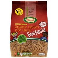 Bruine Rijst Pasta Fantasia Biologisch