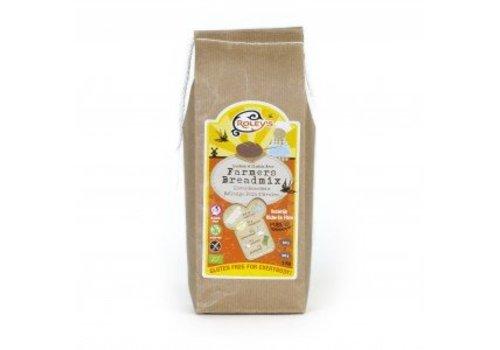 Roley's Farmer's Breadmix Haverbroodmix Biologisch