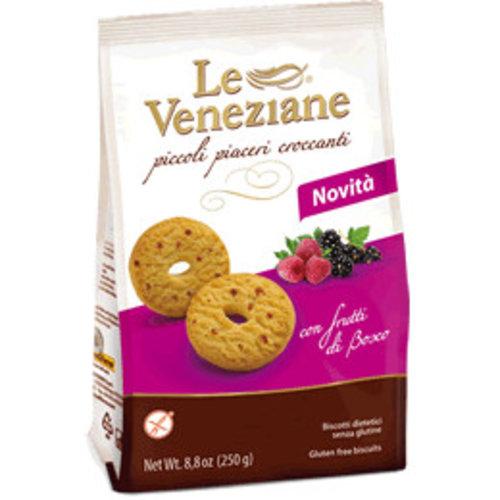 Le veneziane Bosvruchten Koekjes