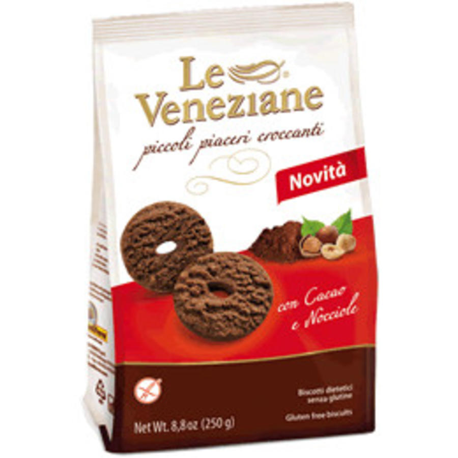 Chocolade Hazelnoot Koekjes