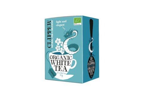 Clipper Organic White Tea Biologisch 20 Zakjes