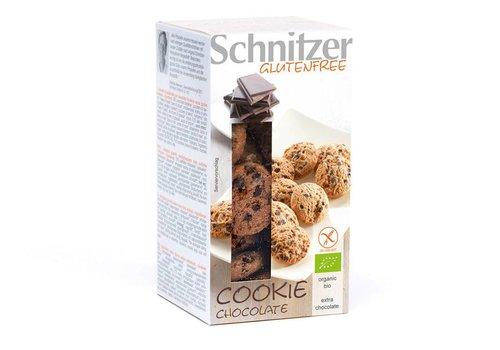 Schnitzer Chocolade Chip Cookies Biologisch