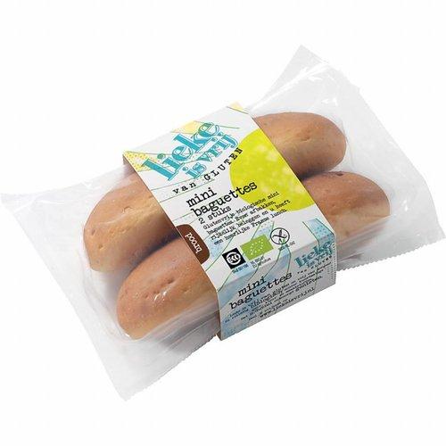 Lieke is vrij Mini Baguettes Biologisch