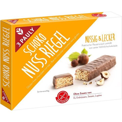 3Pauly Chocolade Hazelnootrepen