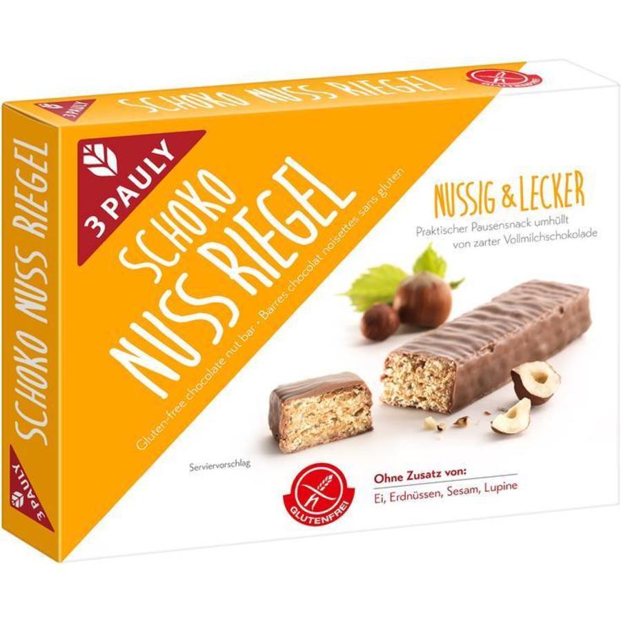 Chocolade Hazelnootrepen