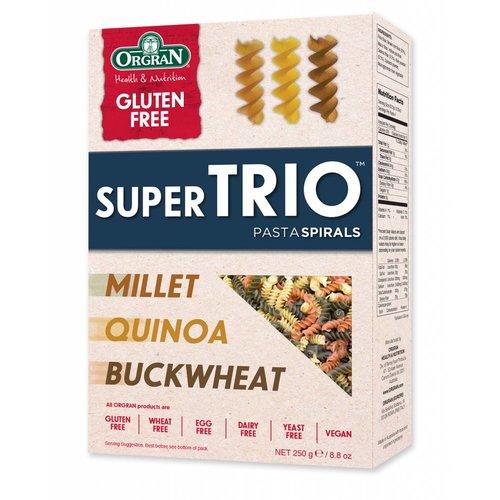 Orgran Super Trio Fusilli