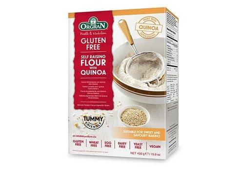 Orgran Zelfrijzend Bakmeel met Quinoa