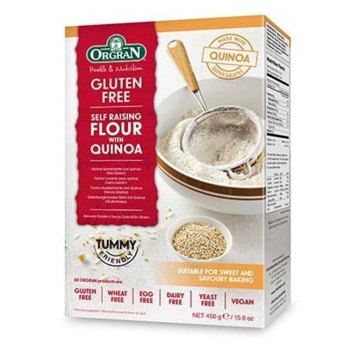 Orgran Zelfrijzend Bakmeel met Quinoa (THT 25-07-18)