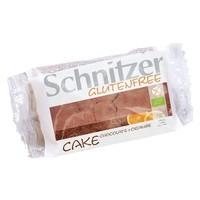 Chocolade Cake met Sinaasappel Biologisch