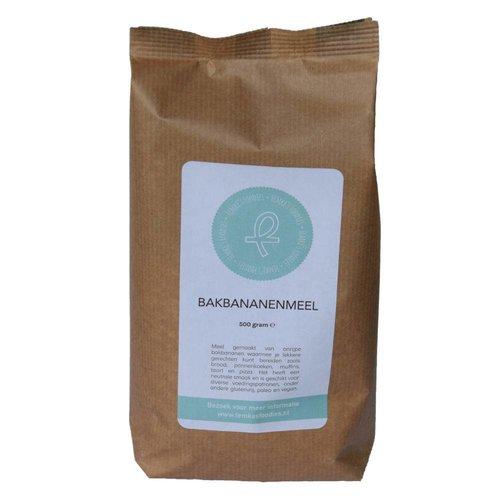 Femke's Foodies Bakbananenmeel 500 gram