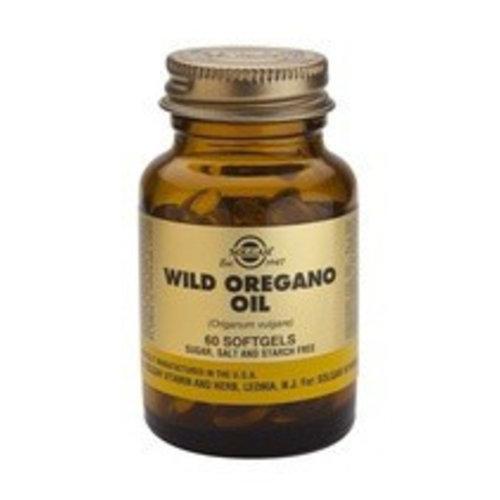 Solgar Wild Oregano Oil (Wilde oregano) (60 softgels)