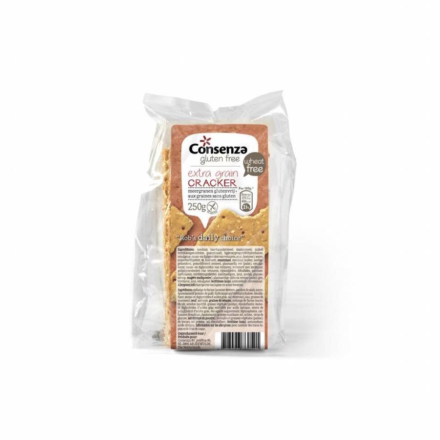 Meergranen crackers