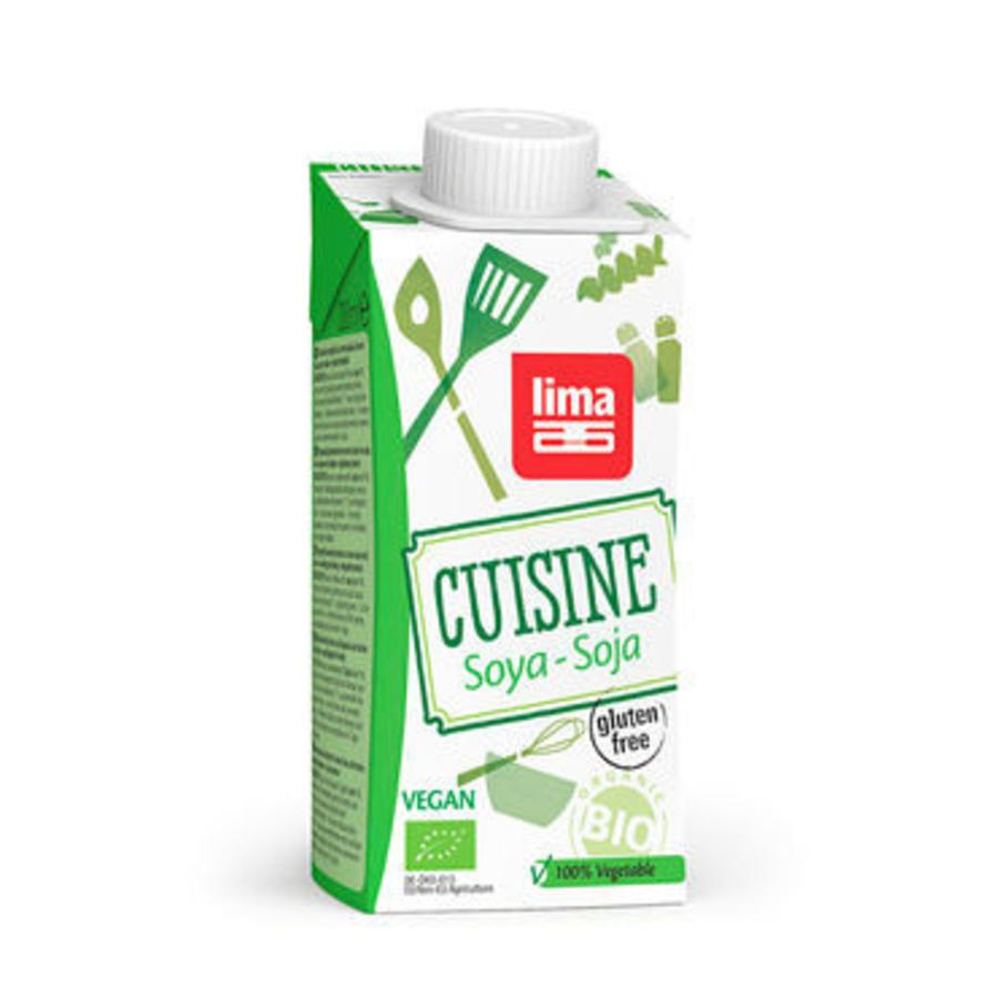 Cuisine Soja Biologisch