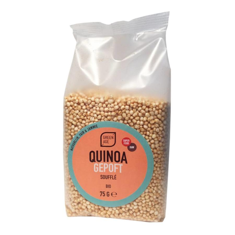 Quinoa Gepoft